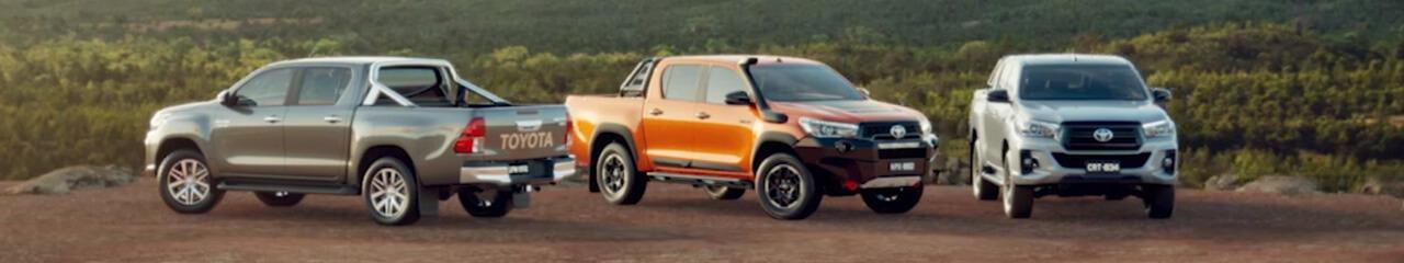 Ute Bodies Australia Toyota