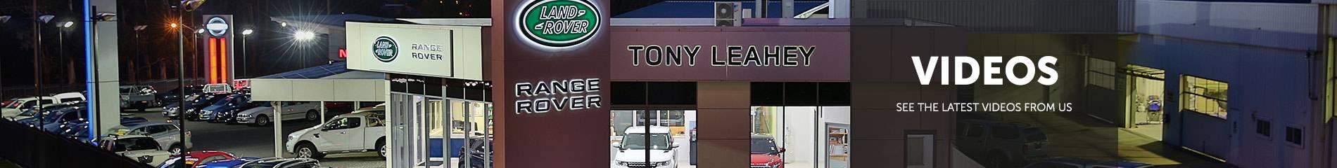 Tony Leahey Motor Group Videos