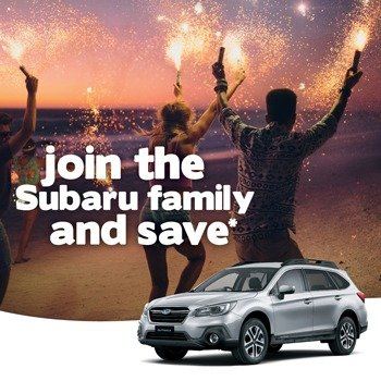 Free Rego and CTP when you trade up to a new Subaru Small Image