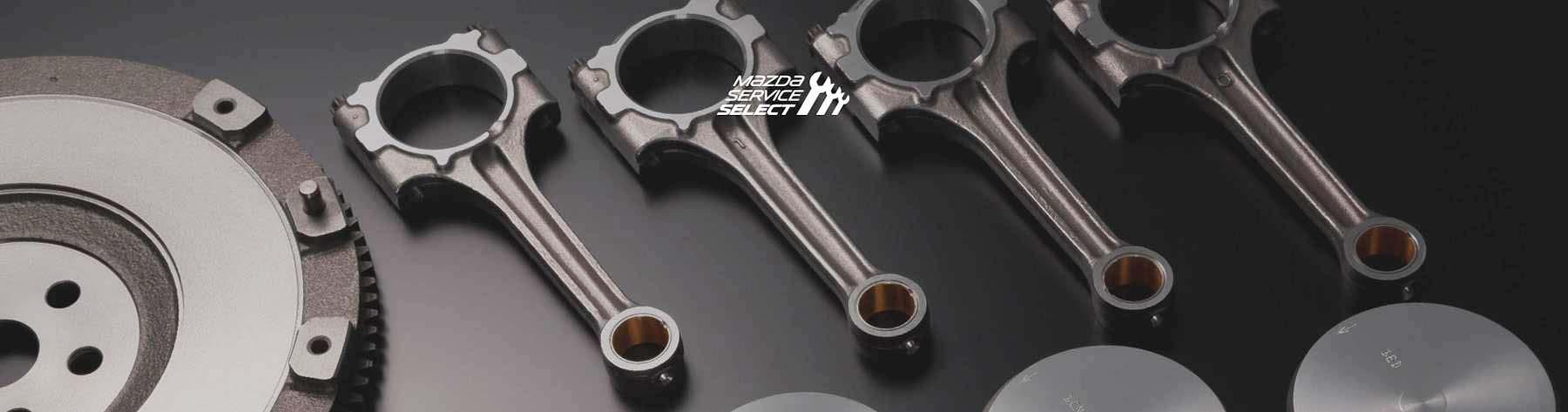 Mazda servicing