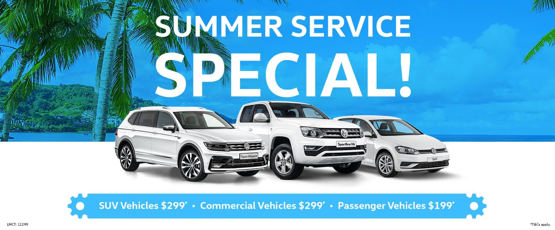 Ferntree Gully - Summer Service Special