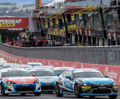 86 Series Line-up at Bathurst image