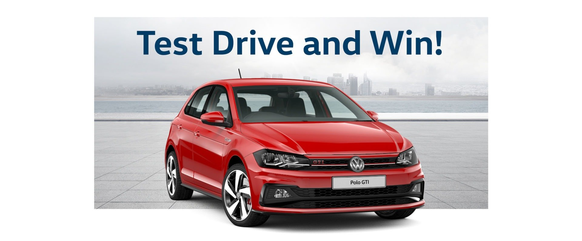 Kevin Dennis VW - Test Drive and Win!