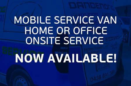 Mobile Onsite Service Promotion