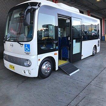 Hino PONCHO Low Floor City Bus (Demo) Small Image