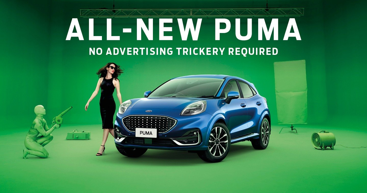 Geographe Ford - All New Puma