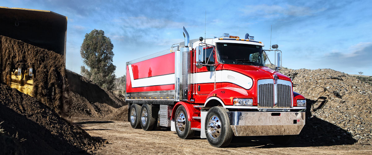 Kenworth T3 SERIES Gallery 4