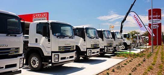 Gold Coast Isuzu Truck