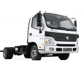 Aumark BJ1099 Cab/ Chassis