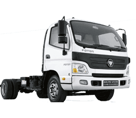Aumark BJ1079 Cab/ Chassis