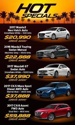 AMR Mazda Hot Specials image