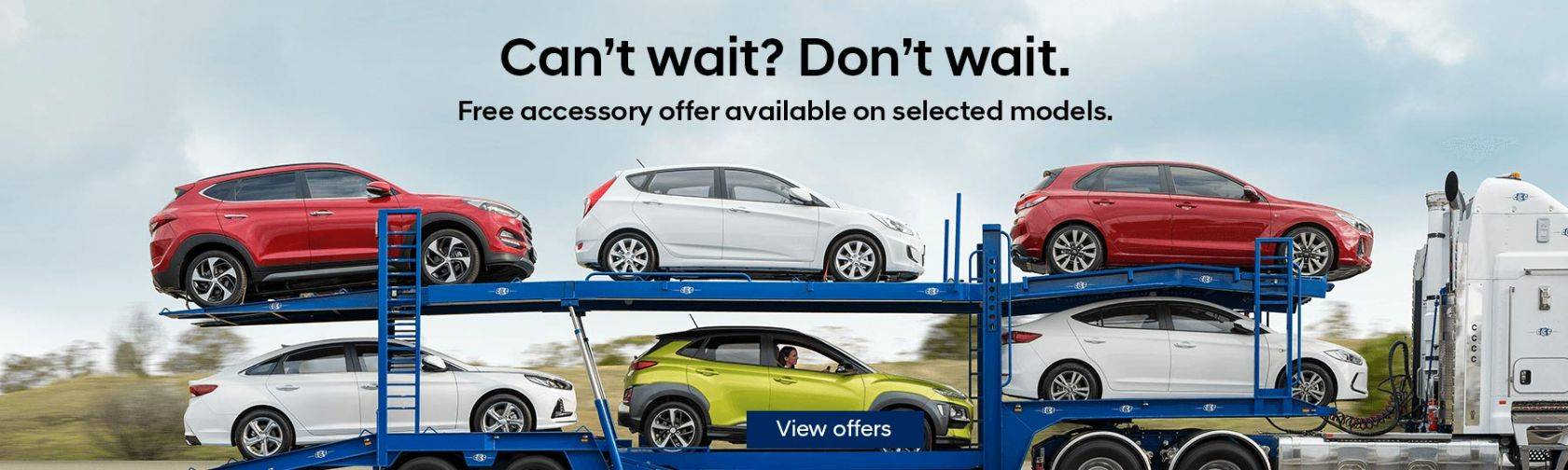 Hyundai April Offers