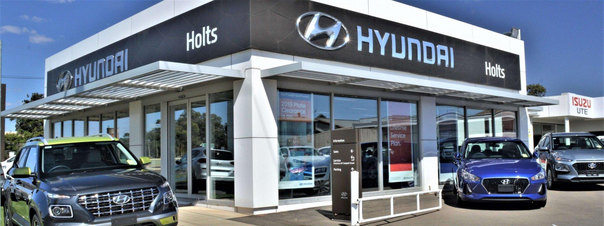 Holts Hyundai