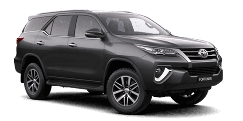 Fortuner Showroom Image