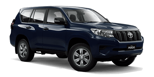 Landcruiser Prado Showroom Image