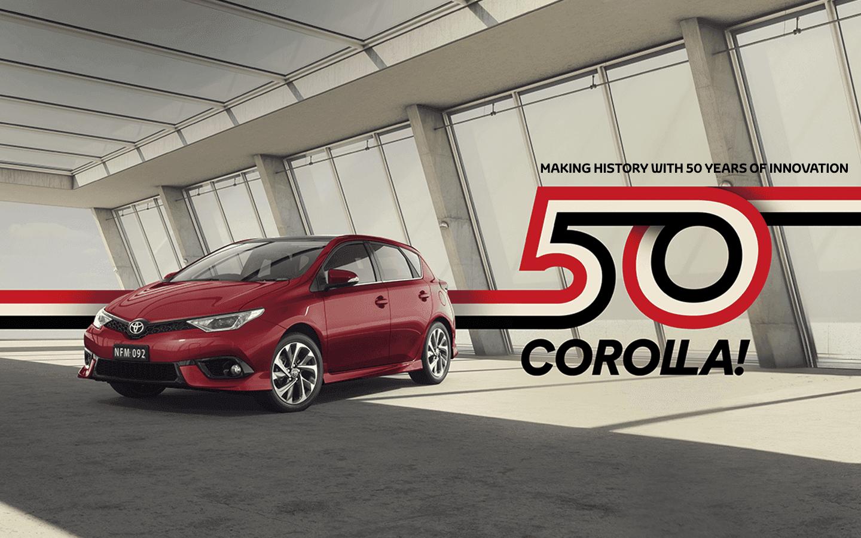 Corolla-Banner image