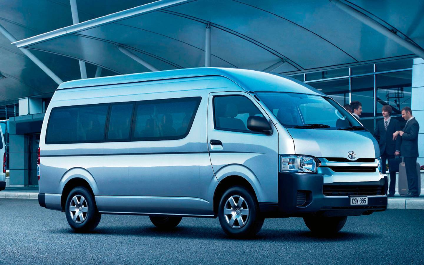 HiAce-Banner image