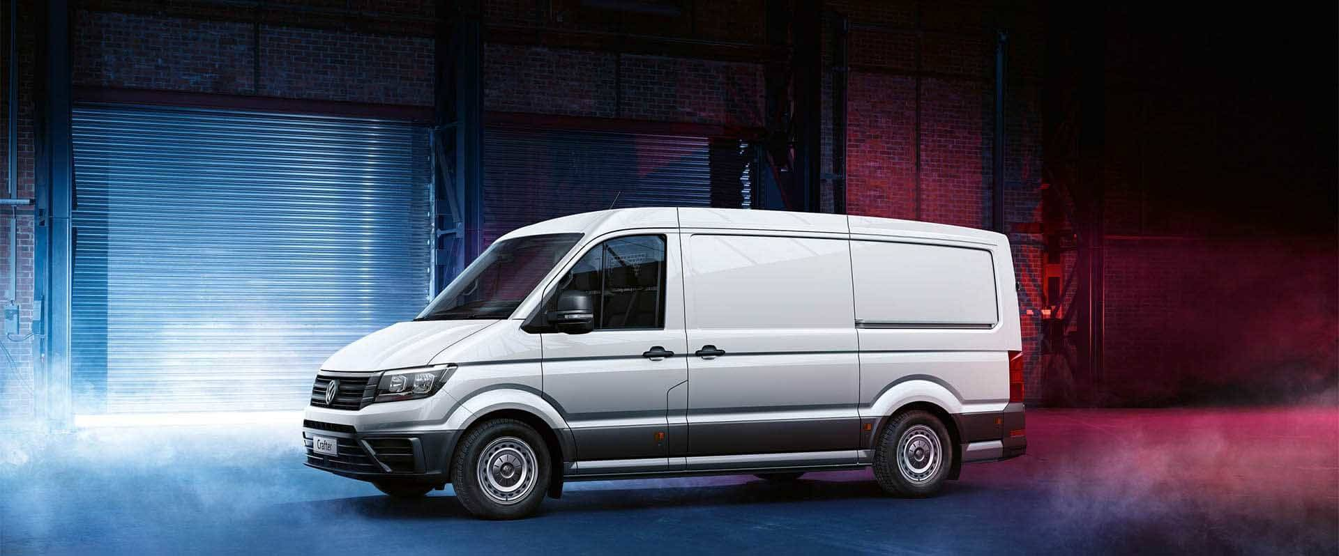 New Crafter Runner Van
