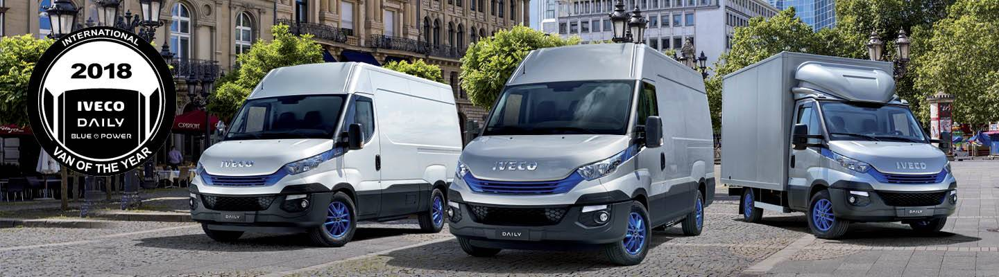 Iveco New Daily Blue Power