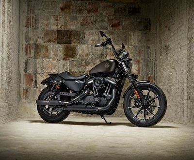 Starting Your Harley® Journey - The Iron 883™ image