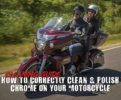 How To Correctly Clean & Polish Chrome On Your Motorcycle | Cleaning Guide image
