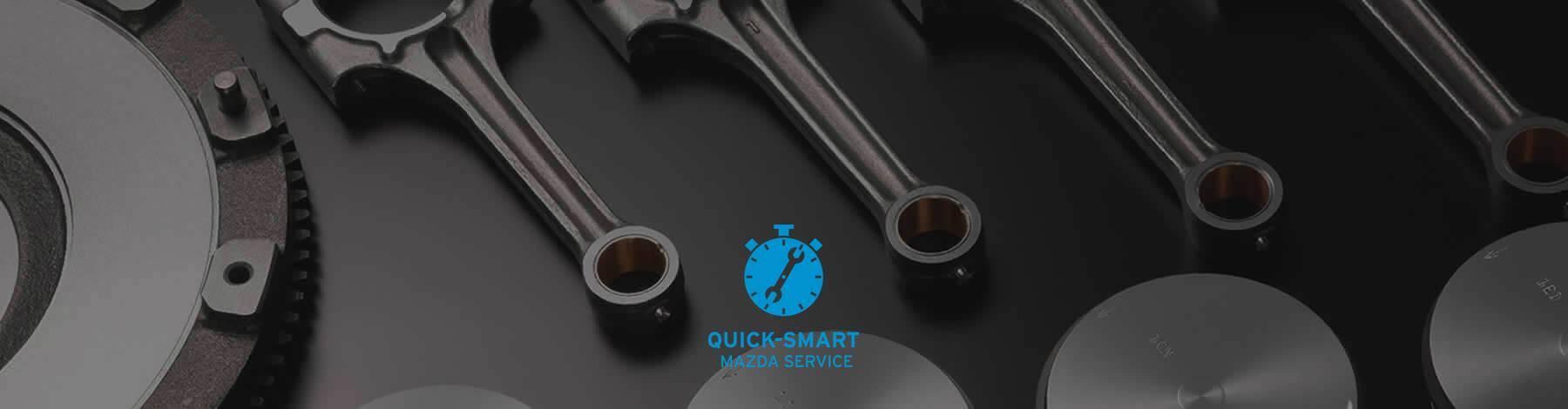 Mazda Quick Smart Servicing