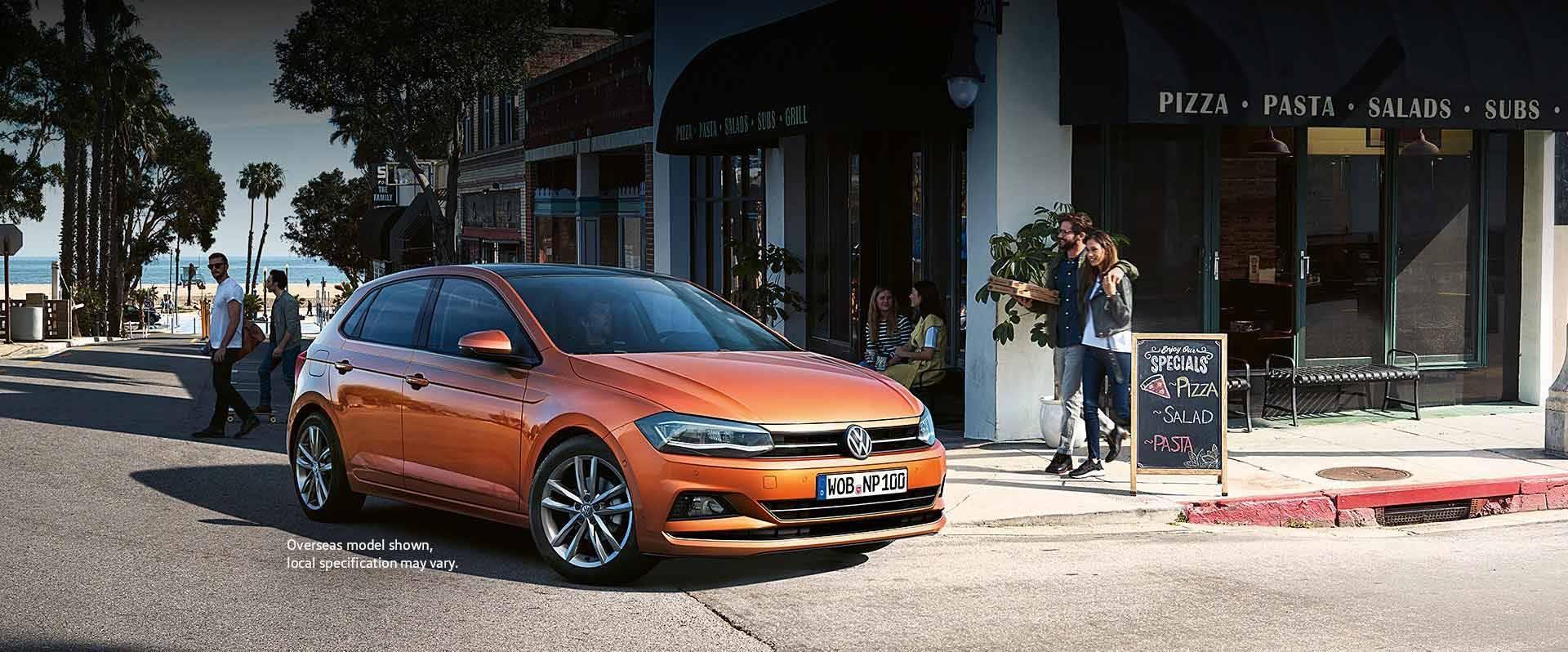 Volkswagen New Polo