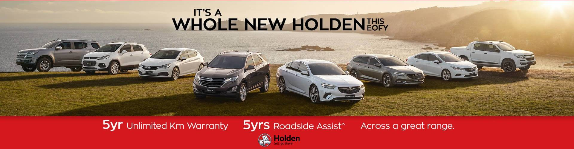 Holden Special Offers