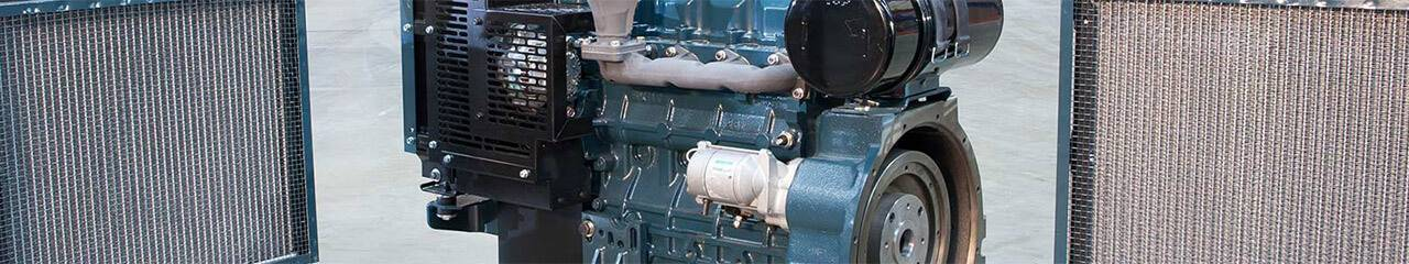 Kubota Power Equipment