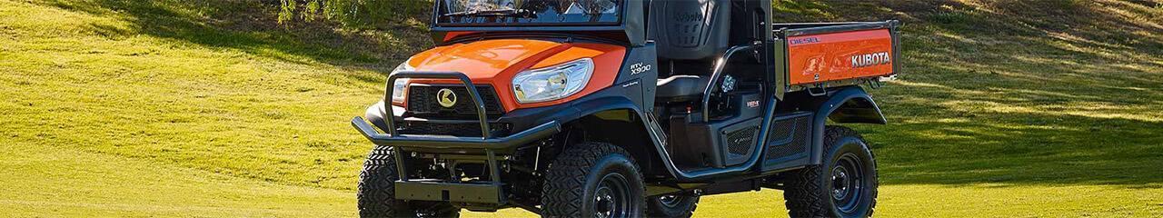 Kubota Utility Vehicles