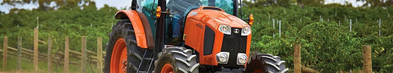 Kubota Farm Equipment