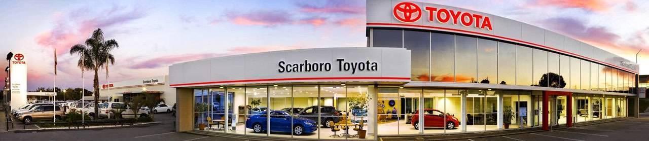 Scarboro Toyota company
