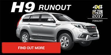 View the HAVAL H9 Runout at Autostrada HAVAL