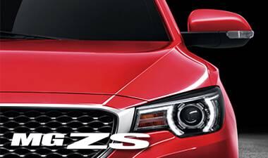 MG ZS Model