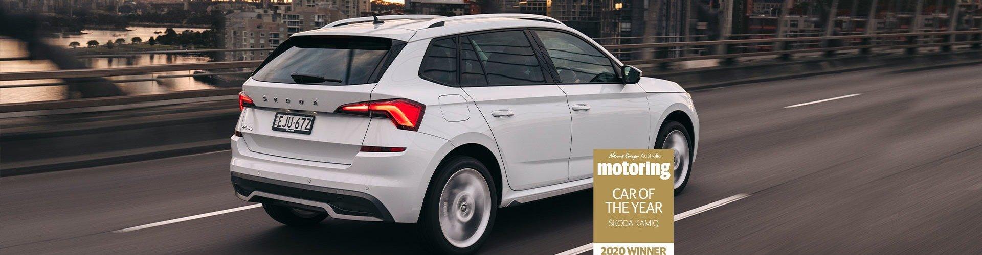 SKODA Kamiq Car of the Year 2020