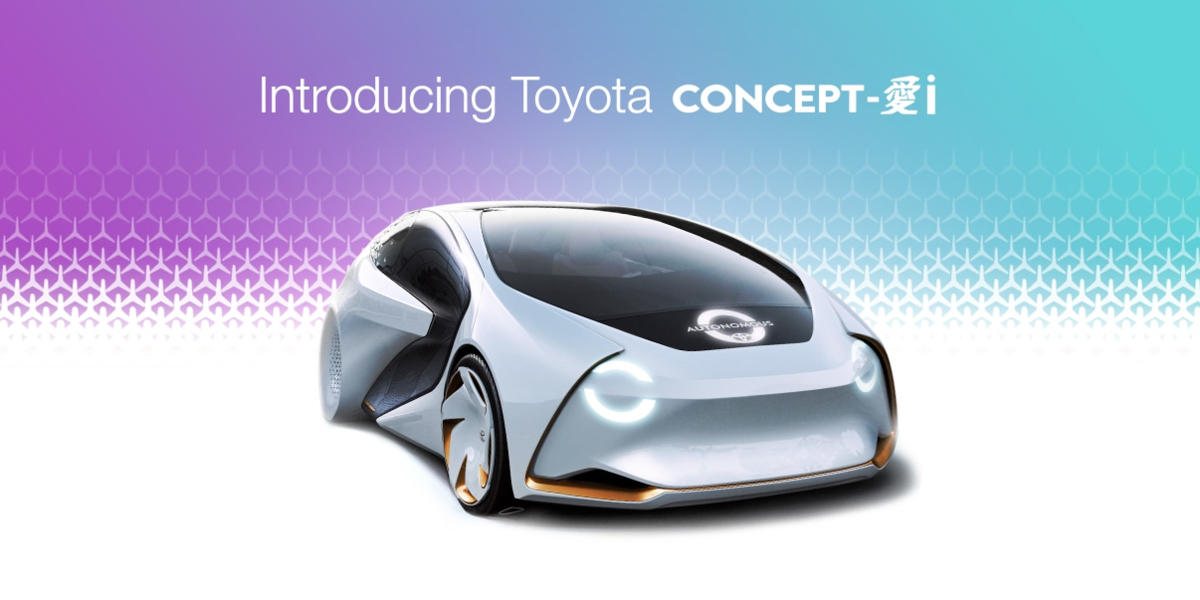 blog large image - What is Toyota's Concept-I?