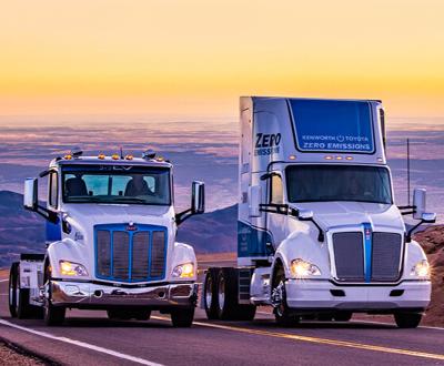 Paccar Trucks Pikes Peak image