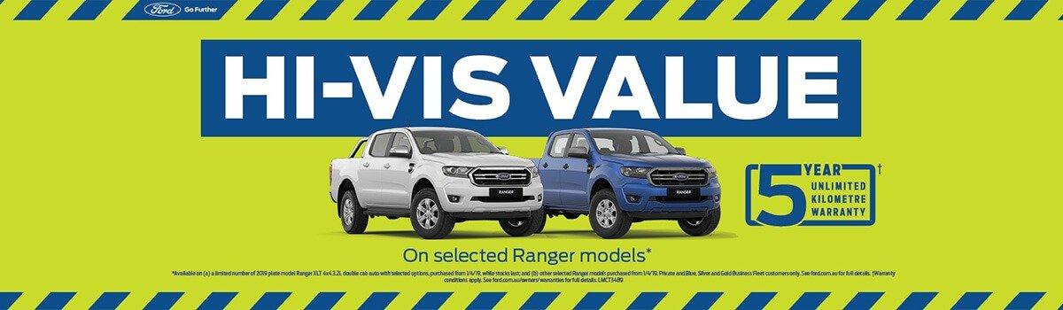 Hi-Vis Value - Ranger Large Image