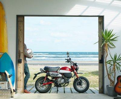 Honda Monkey Minibike! image