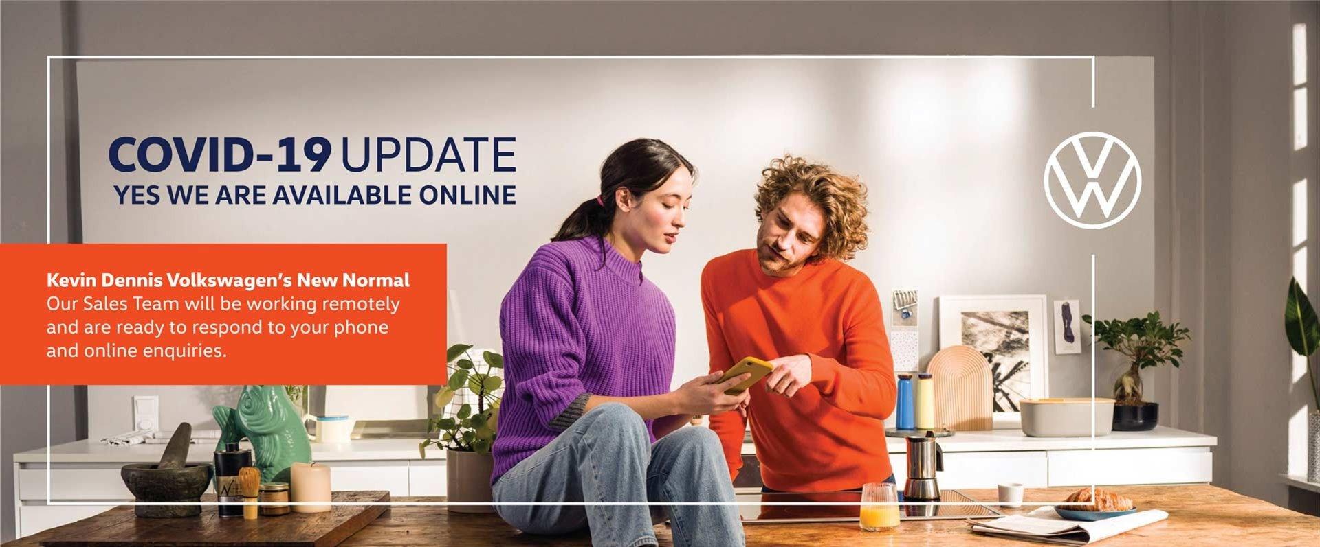 Kevin Dennis VW - Online Enquiries