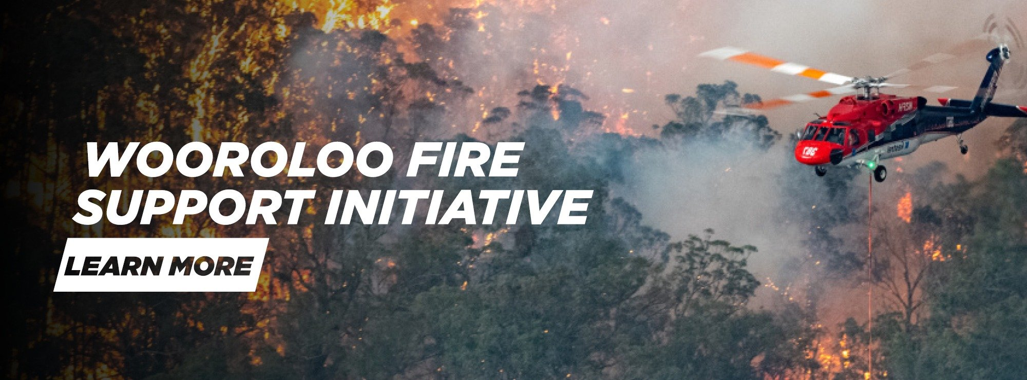 Wooroloo Fire Support