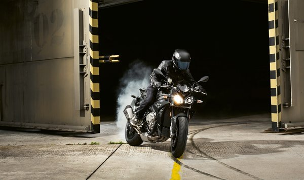 BMW Motorrad Welcome Image