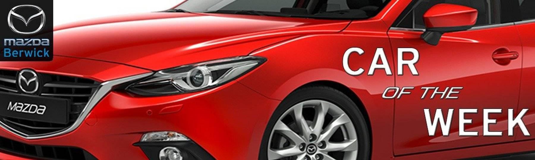 Berwick Mazda: Car of the Week