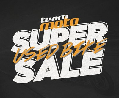 TeamMoto Super Used Bike Sale image