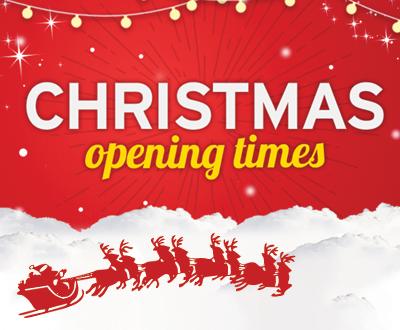 Major Motors Isuzu Christmas Opening Hours image
