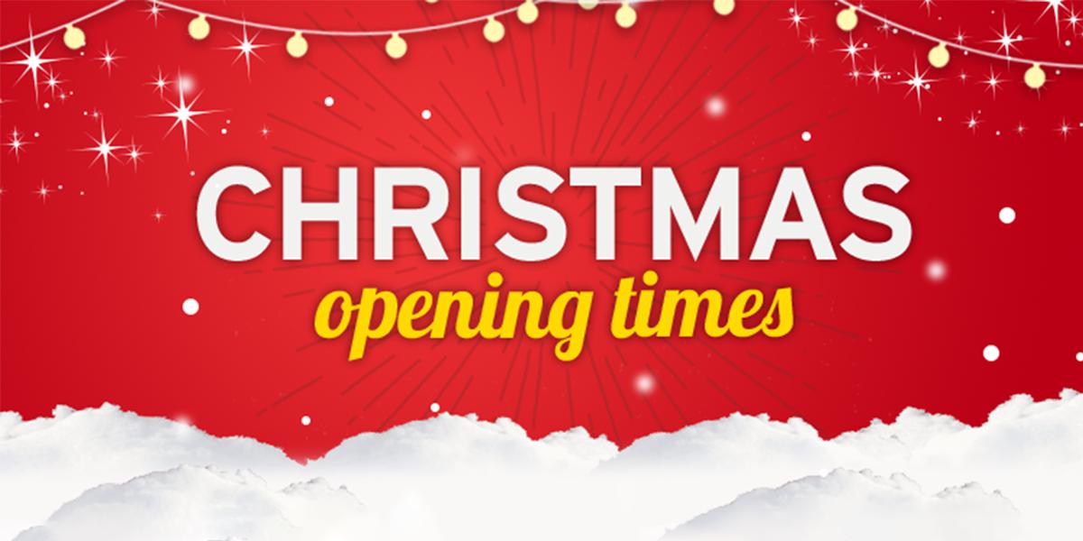 blog large image - Major Motors Isuzu Christmas Opening Hours