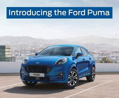Ford Puma image