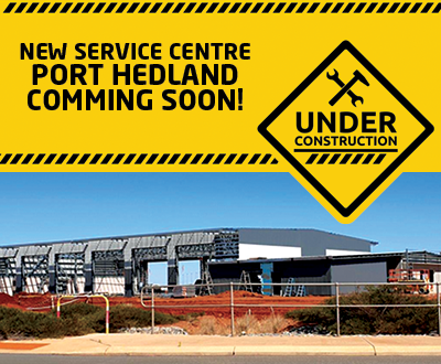 New service centre Port Hedland image