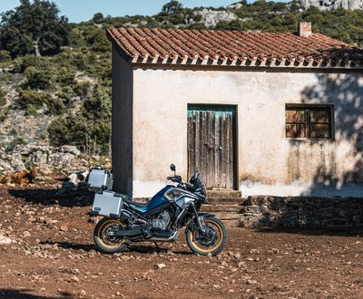 CF Moto: MT800 - Adventure Bike image
