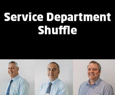 Service Department Shuffle image